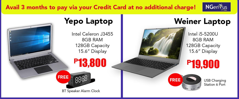 Laptop May Promo